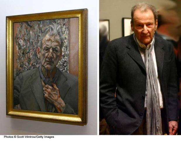 Lucien Freud 2