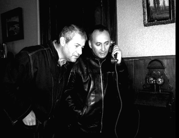 Thelephone Detalle1 _ Adolfo Vasquez Rocca _ Los Angeles _El Telefono de Hitler