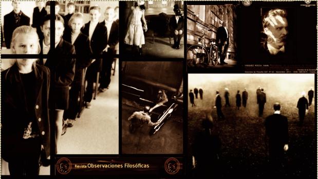 REVISTA OBSERVACIONES FILOSOFICAS _ Afiche Filosofia contemporanea _ Revista de Filosofia