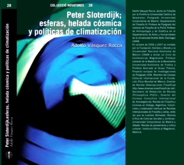 Libro Peter Sloterdijk Esfers AIM